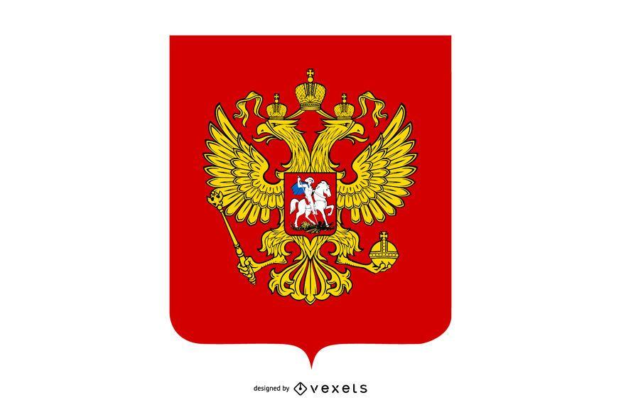 Brasão da Rússia