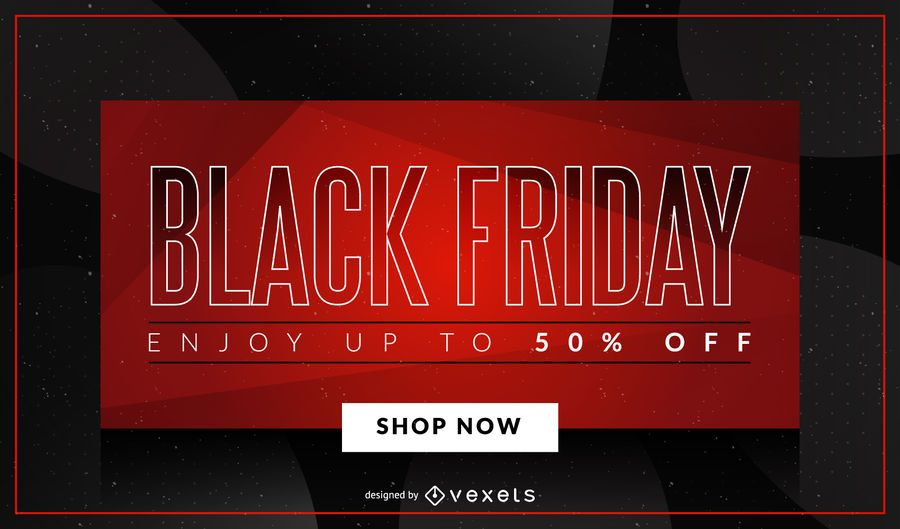 Black Friday Discount Design
