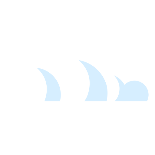 Icono de nubes meteorología nube Transparent PNG