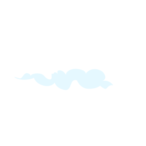 Nubes de elemento de diseño de clima nublado Transparent PNG