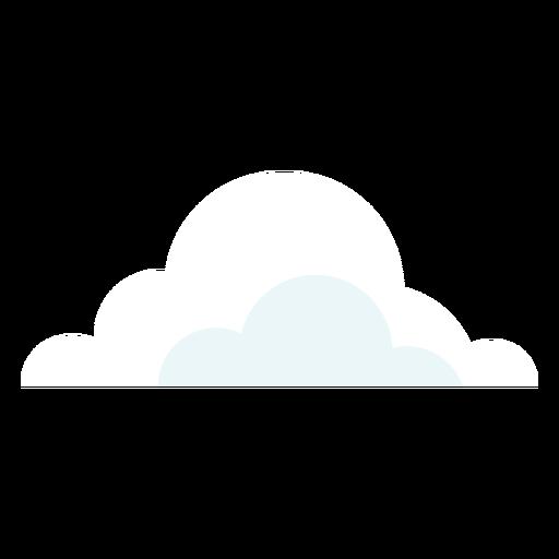 Nuvens de elemento de nuvem de previsão Transparent PNG