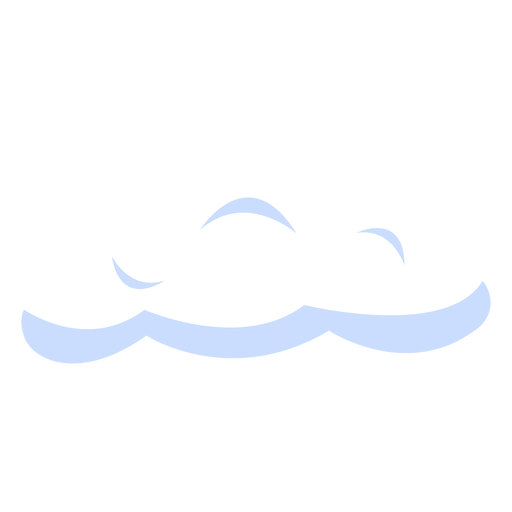 Ilustración de nubes de pronóstico nubes Transparent PNG