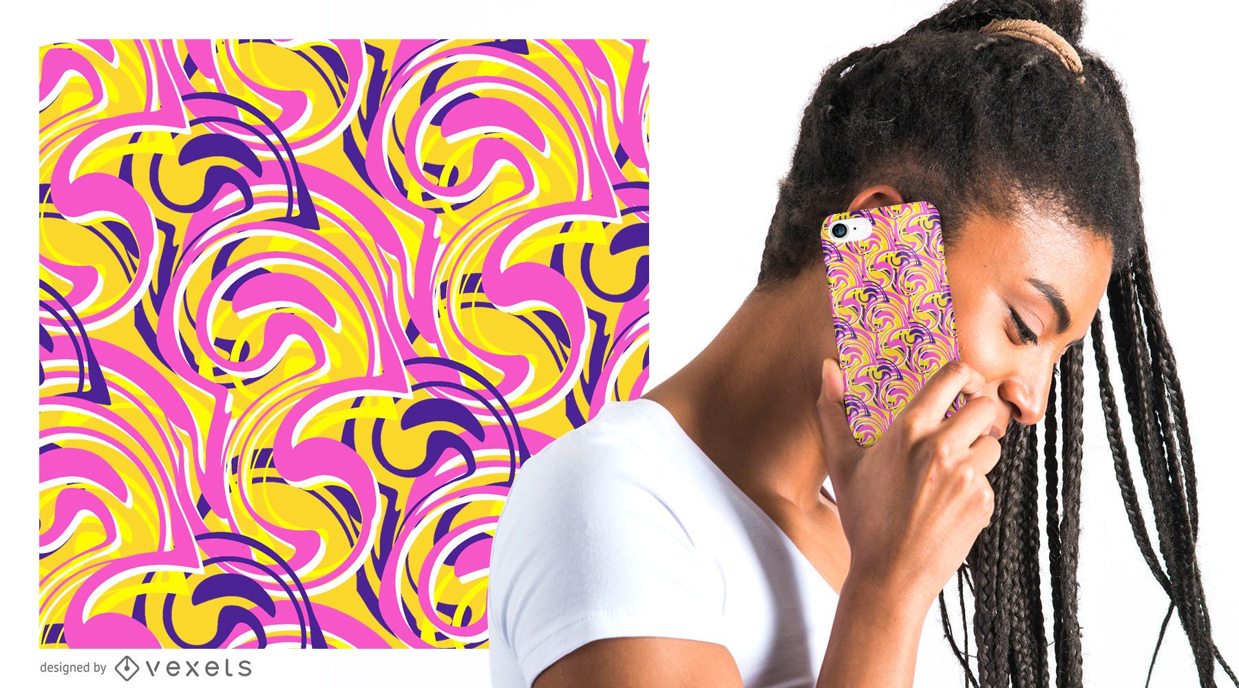 Psychedelic Pattern Design