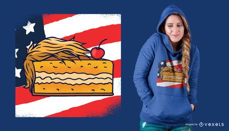 Camiseta de Trump Pie
