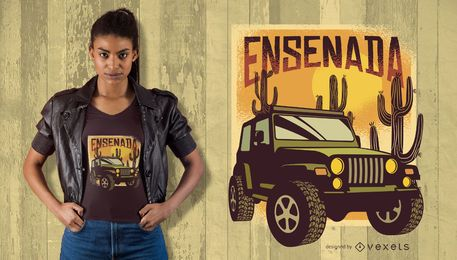 Ensenada T-Shirt Design