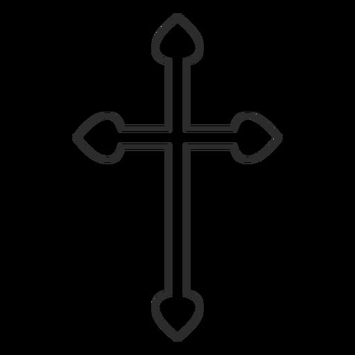 Cruz cristiana Transparent PNG