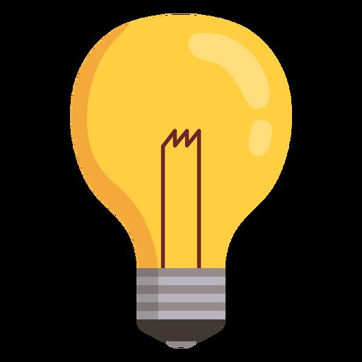 Classic light bulb Transparent PNG