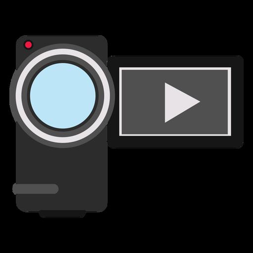 Ilustración de la videocámara Handycam Transparent PNG