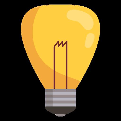 Incandescent light bulb Transparent PNG