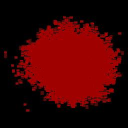 Blood Splatter Flat Transparent Png Svg Vector File