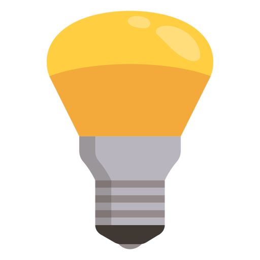 Reflector light bulb Transparent PNG