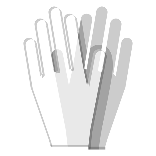 Rubber gloves icon Transparent PNG