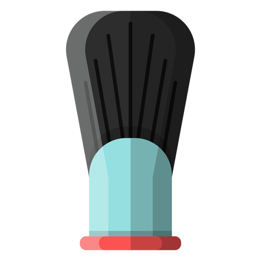 Shave brush icon