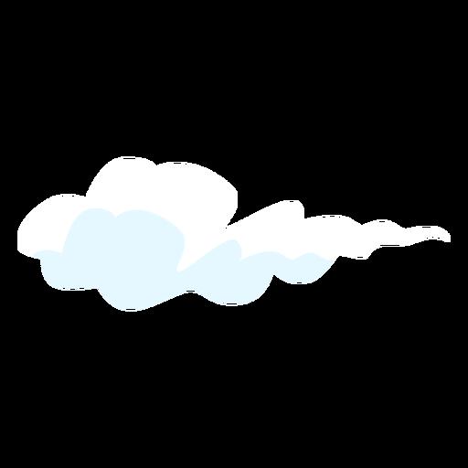 Sky cloud design element Transparent PNG