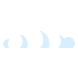 Sky cloud icon