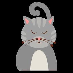 Avatar de gato sonolento