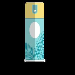 Sprühen Sie Deodorant-Symbol