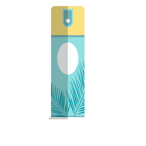 Spray deodorant icon Transparent PNG