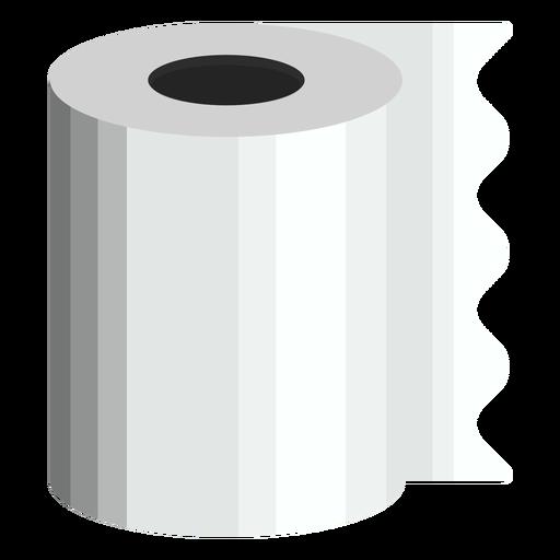 Ícone de banho de papel higiênico Transparent PNG