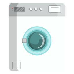 Ícone de banho máquina de lavar roupa