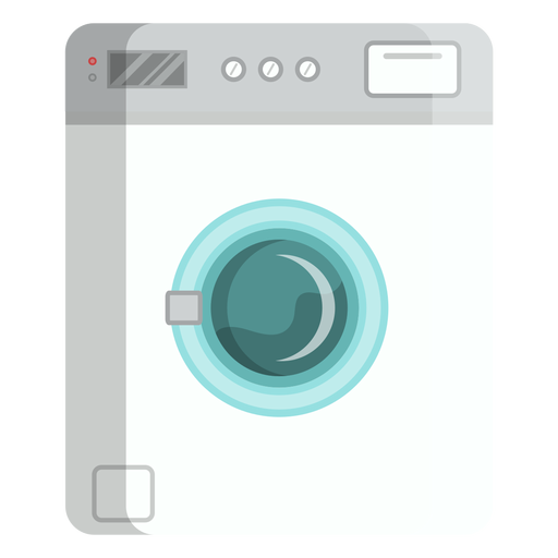 Washing machine bath icon Transparent PNG