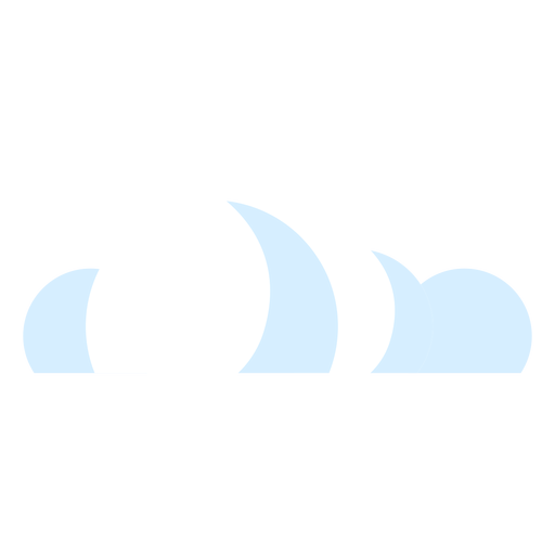 Weather clouds icon Transparent PNG