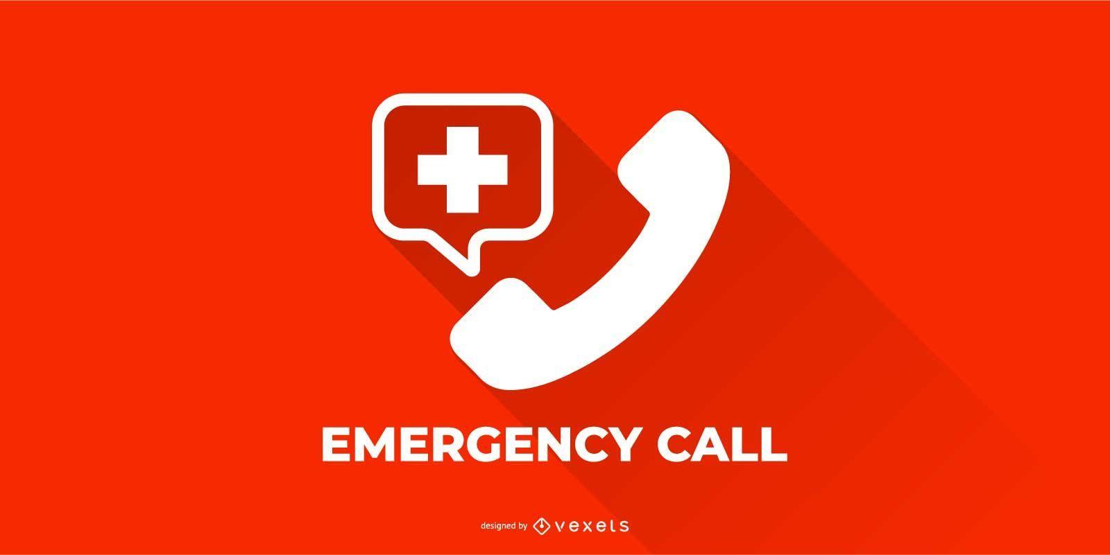Emergency Call Vector