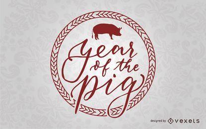 Ano do Emblema do Porco