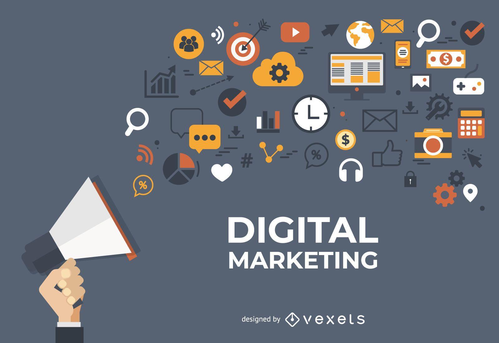 Digital Marketing Banner Design