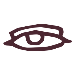 Ancient egypt eye symbol