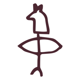 Ancient egypt traditional symbol