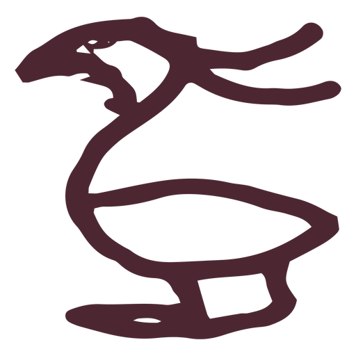 Ancient egyptian animal symbol symbol Transparent PNG