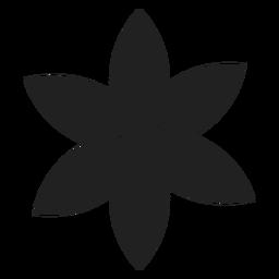 Ballon-Blume-Symbol