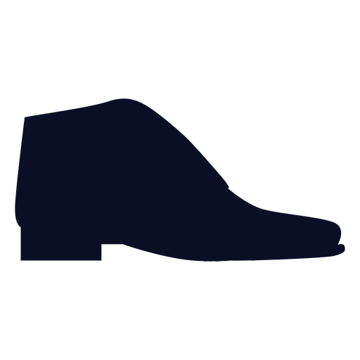 Brogues shoes silhouette Transparent PNG