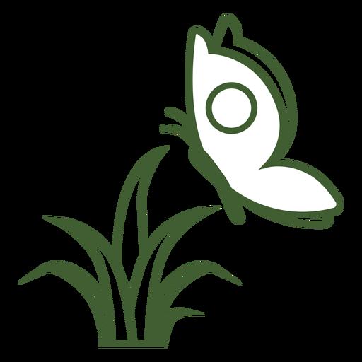 Schmetterling im Flug Symbol Transparent PNG