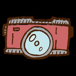 Camping-Kamera-Symbol
