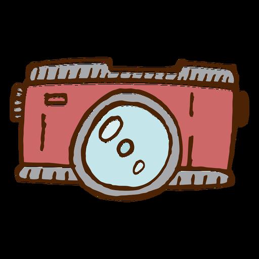 Icono de camara de camping Transparent PNG