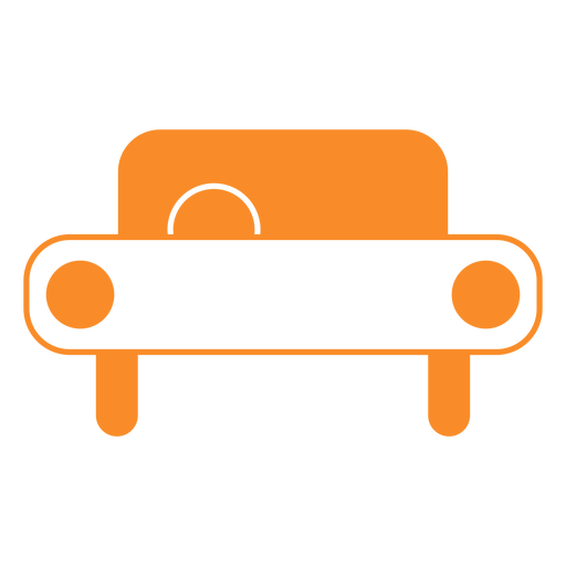 Car line style icon Transparent PNG
