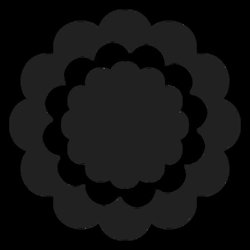 Nelke Blume Symbol Transparent PNG
