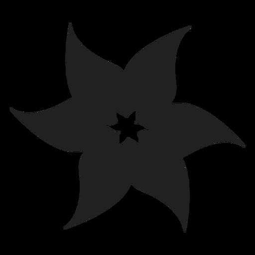 Casablanca flower vector