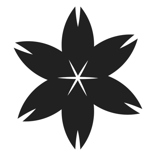 Cherry blossom icon Transparent PNG