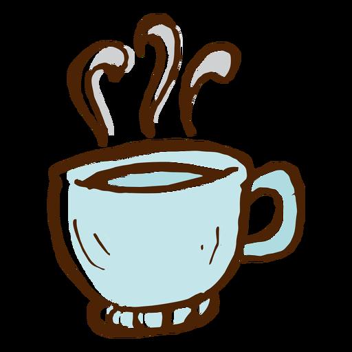 Icono de la taza de café de camping Transparent PNG