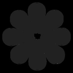 Cosmos bipinnatus icono de flor