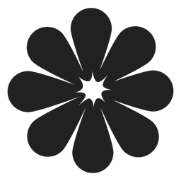 Kosmos Bipinnatus Blume Symbol