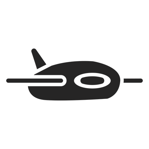Cute Airplane Icon Transparent Png Svg Vector File
