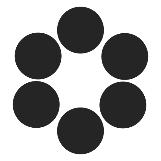Circle graphics icon icon Transparent PNG