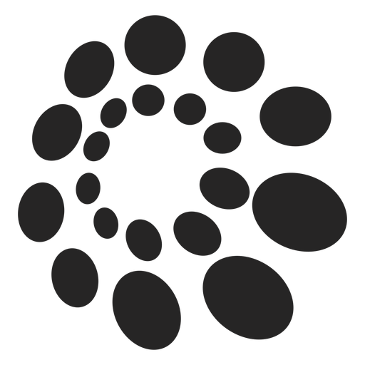 Dotted pattern pattern Transparent PNG