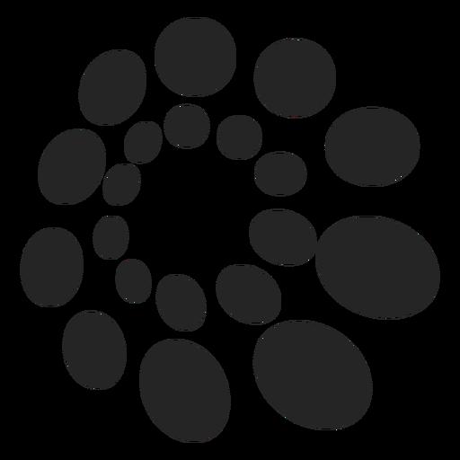 Padrão pontilhado Transparent PNG