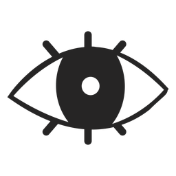 Simple eye icon