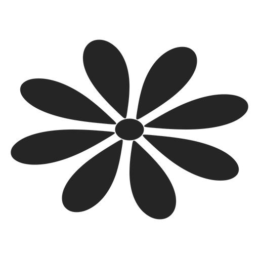 Floral graphics icon Transparent PNG